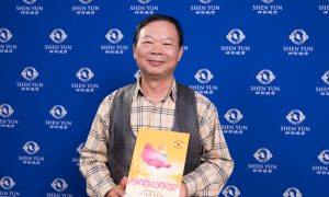 Shen Yun Is an Epitome of Arts, Painter Says