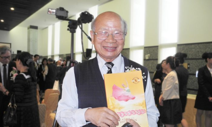 Shen Yun 'Can Lead Society Down a Good Path,' President Says