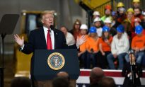 Trump: 'I love the smell of a construction site'
