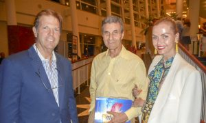 Jewelry Designer Feels Positive Energy in Whole Shen Yun Performance
