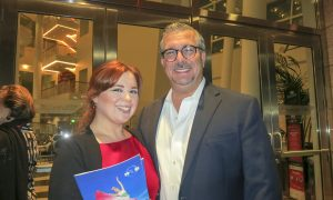 Consultant Connects With His Chinese Heritage at Shen Yun