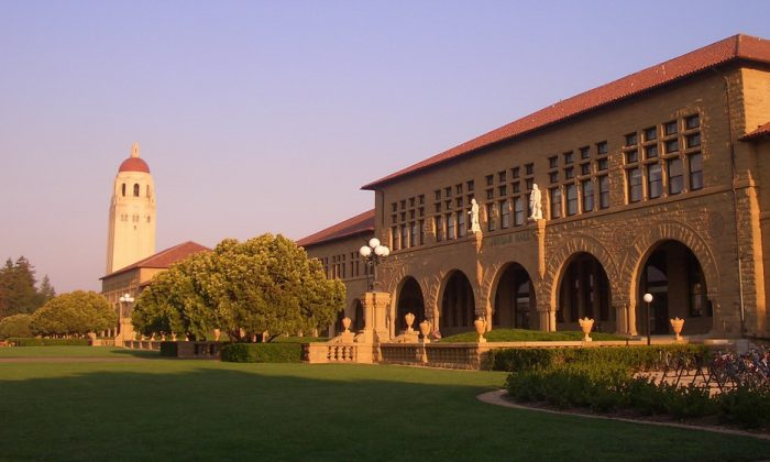 Stanford University. (By Pere Joan (Own work) [CC BY 3.0 (http://creativecommons.org/licenses/by/3.0)], via Wikimedia Commons)