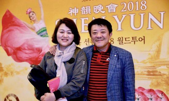 Shen Yun 'Strikes a Chord Deep in My Heart,' President Says