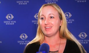 Shen Yun 'Makes You Feel Alive,' Dance Teacher Says