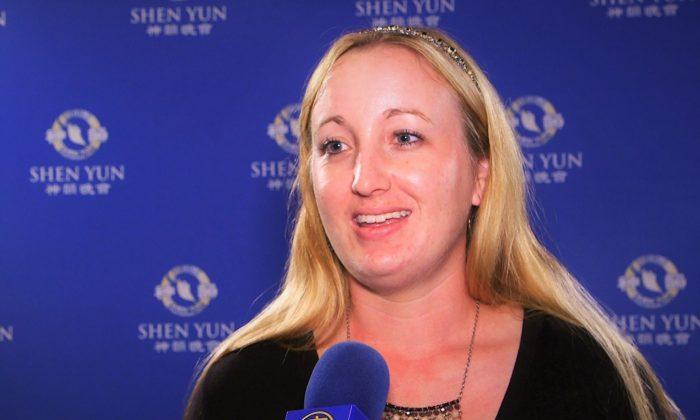 Shen Yun 'Makes You Feel Alive,' Dance Teacher Says