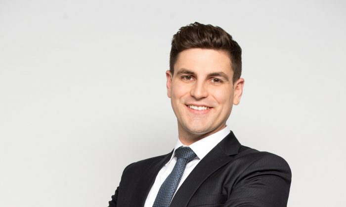 Charles Jaque, director of sales and marketing for the Milborne Group. (Courtesy of Milborne Group)