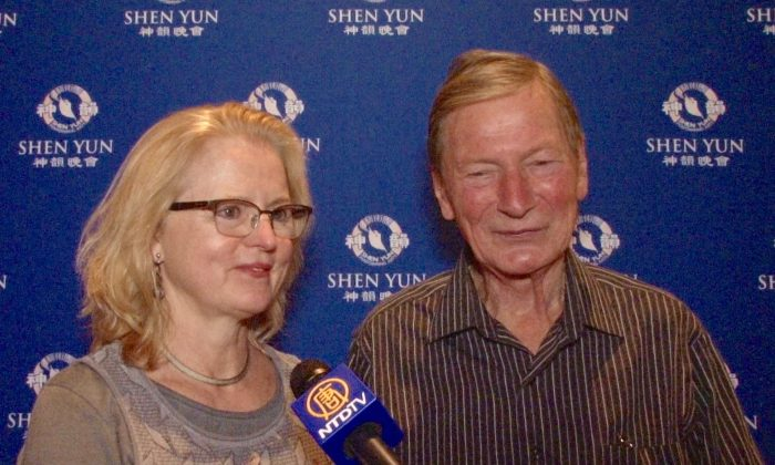 Shen Yun 'a Must See,' Pediatrician Says After Returning for Third Time