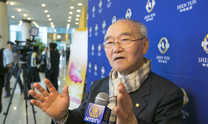Shen Yun Is Like a Beacon of Hope, Consultant Says