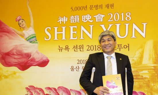 Member of Metropolitan Council: Shen Yun Exquisite and Very Powerful