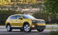 2018 Volkswagen Atlas V6 SEL with 4Motion