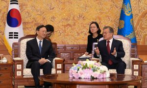 The Chinese Regime's Bid to Have a Say in US–North Korea Talks