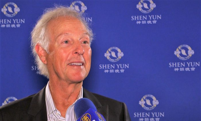 Private Investor: Shen Yun 'Something we all should see and feel'