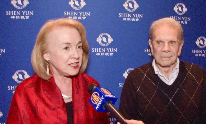 Theater Company Owner Finds Shen Yun Performance Inspiring