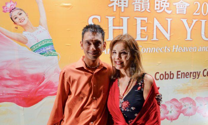 Georgia Theatergoer Enjoys the Spiritual Message at Shen Yun