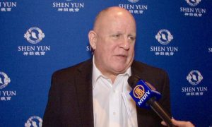 Shen Yun 'Made Me Feel at Peace,' Company President Says