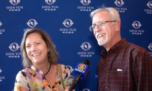 Shen Yun Aims 'to Bring Us Closer to Heaven,' CFO Says