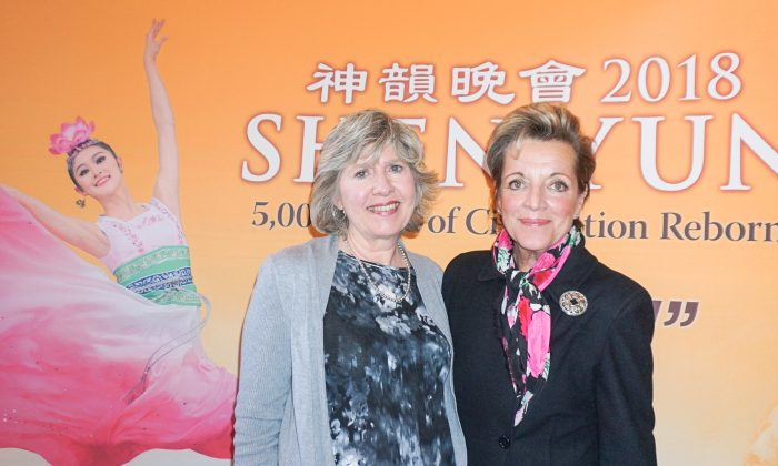 Shen Yun Shows the Desire for Freedom to Express Faith