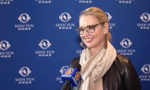 Former News Anchor Finds Hope at Shen Yun