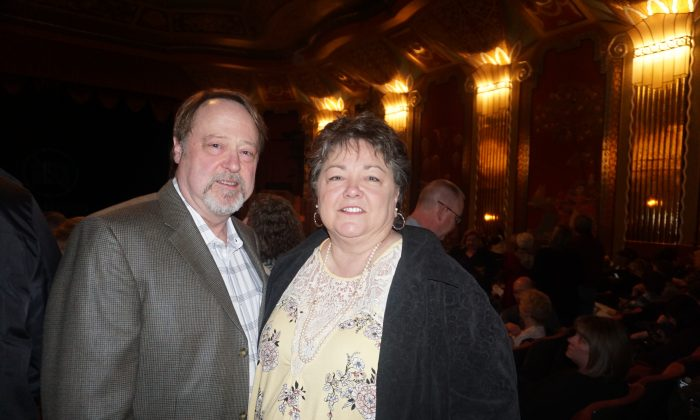 Theatergoer Excited to Learn the History of China at Shen Yun