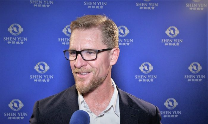 Venture Capitalist Says He's Speechless After Watching Shen Yun