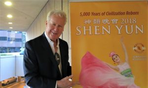 Former LA Rams Player Says Shen Yun Is Admirable and Enlightening