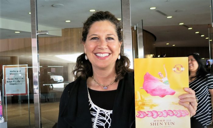'Everything was Inspiring,' Jewelry Designer Says After Watching Shen Yun