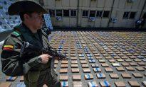 Colombia Arrests Former Marxist Rebel Leader on US Drug Trafficking Charge