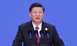 Xi Jinping's Speech Shows Ambition but No Confidence