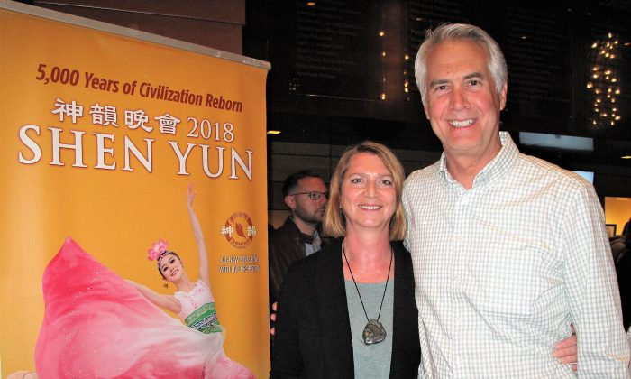 Shen Yun Is 'High Energy,' Ventura College President Says