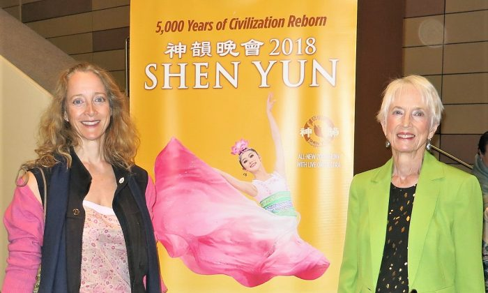 Consultant: Shen Yun Is a Complete Multisensory Experience