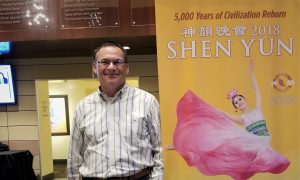 Defense Department Trainer: Shen Yun Is Moving, Brings Hope