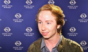 Shen Yun 'Has a Lot of Layers and Depth,' Actor Says