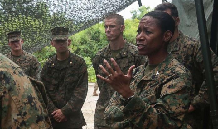 (Makenzie Fallon/U.S. Marine Corps)