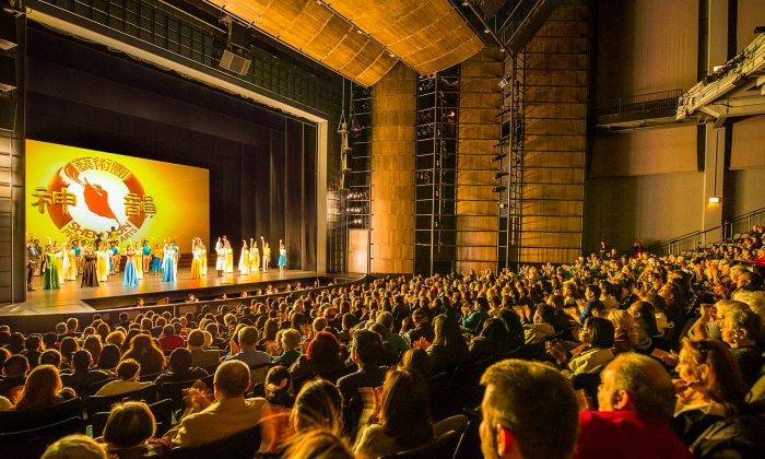 Love of Different Cultures Brings Law Firm President to Shen Yun