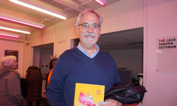 Engineering Firm Partner Appreciates Shen Yun's Theme of Goodness