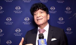 Shen Yun Brings Together the Past and the Present