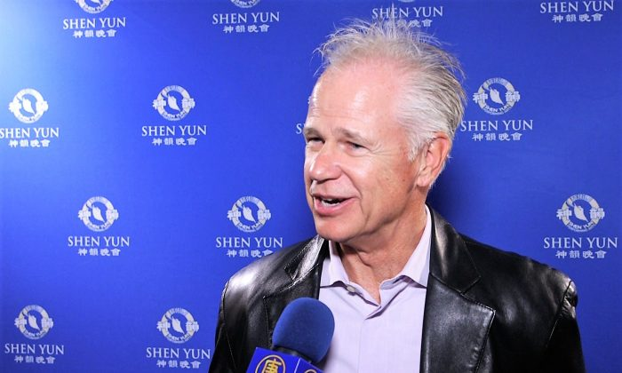 Shen Yun Is Enlightening, Real Estate Investment Founder Says