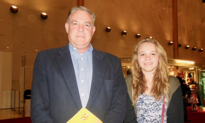 Congressman's Deputy Chief of Staff: Shen Yun's Performance Is Compelling