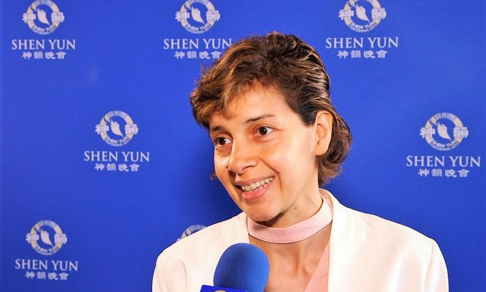 Shen Yun is 'The Most Amazing Thing,' International Speaker Says