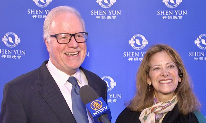 Retired Technology Executive: Shen Yun Inspires With Its Spirituality