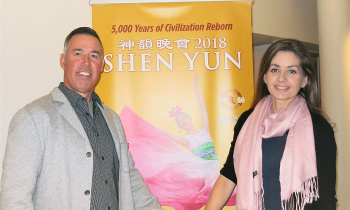Visual Artist 'Completely Inspired' by Shen Yun