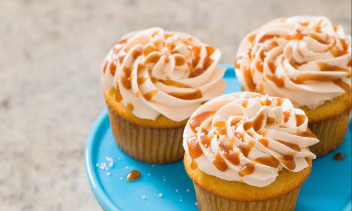 Salted Caramel Cupcakes. (Daniel J. van Ackere)