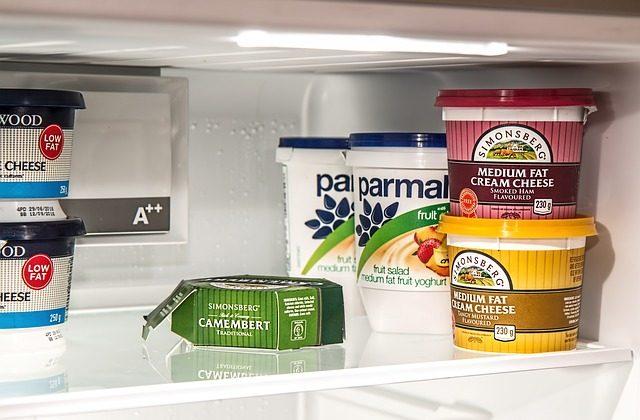 A stock photo of a fridge (Pixabay)