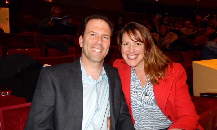 Shen Yun 'Takes My Breath Away,' Corporate Vice President Says