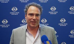 Chief Creative Officer Enjoys the 'Influence of the Divine' at Shen Yun