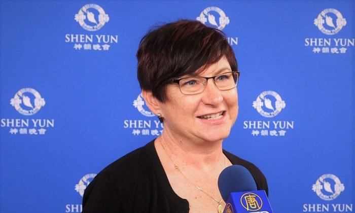 College Director Feels Divine Power Behind Shen Yun