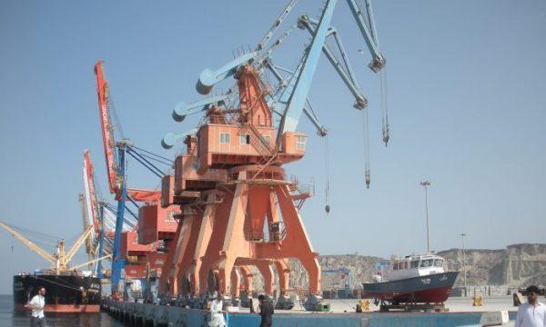 Gwadar Port in Pakistan OBOR China