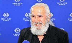 Shen Yun: 'This Is As Good As It Gets,' Actor Says