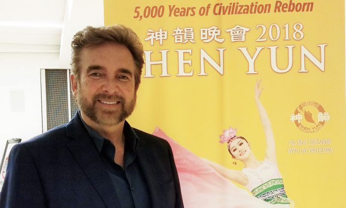 International Dog Show Judge: Shen Yun 'Evoked a Spiritual Presence'