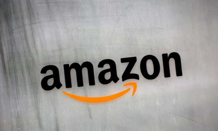 Amazon.com's logo is seen at Amazon Japan's office building in Tokyo, Japan, Aug. 8, 2016. (REUTERS/Kim Kyung-Hoon/File Photo)